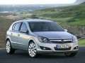 Opel Astra Astra H 1.6 XER (115 Hp) full technical specifications and fuel consumption