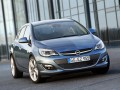 Opel Astra Astra J Restyling LPG 1.4 (140hp) full technical specifications and fuel consumption