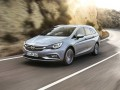 Opel Astra Astra K Caravan 1.4 MT (100hp) full technical specifications and fuel consumption