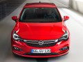 Opel Astra Astra K 1.6d (110hp) full technical specifications and fuel consumption