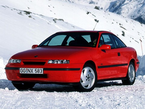 Technical specifications and characteristics for【Opel Calibra A】