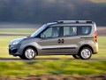 Opel Combo Combo Tour 1.7 CDTI (100 Hp) full technical specifications and fuel consumption