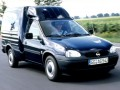 Opel Combo Combo 1.7 D (65 Hp) full technical specifications and fuel consumption
