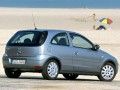 Technical specifications and characteristics for【Opel Corsa C】