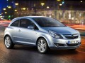 Opel Corsa Corsa D 3-door 1.4 i 16V ECOTEC (90) full technical specifications and fuel consumption