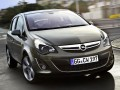 Opel Corsa Corsa D Facelift 5-door 1.7 DTS (130 Hp) full technical specifications and fuel consumption