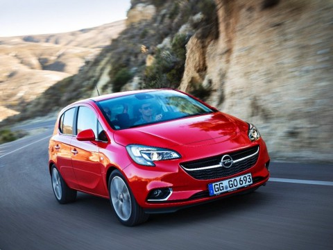 Technical specifications and characteristics for【Opel Corsa E hatchback 5d】