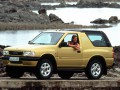 Opel Frontera Frontera A Sport 2.8 TD (113 Hp) full technical specifications and fuel consumption