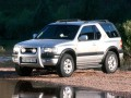 Opel Frontera Frontera B Sport 2.2 16V (136 Hp) full technical specifications and fuel consumption