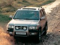 Opel Frontera Frontera B 2.2 DTI (120 Hp) full technical specifications and fuel consumption