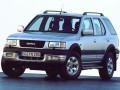 Opel Frontera Frontera B 3.2i V6 (205 Hp) full technical specifications and fuel consumption