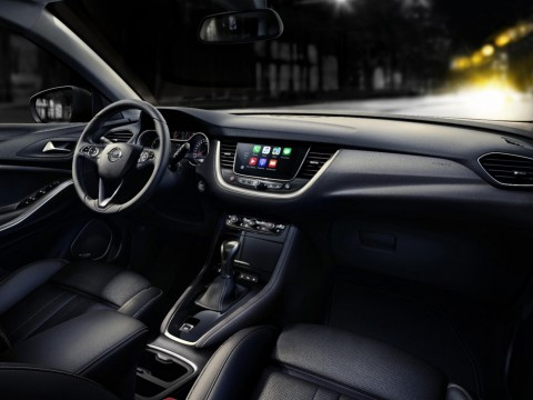 Technical specifications and characteristics for【Opel Grandlan X】
