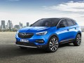 Specifiche tecniche dell'automobile e risparmio di carburante di Opel Grandlan X