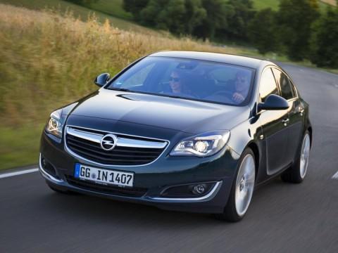 Caratteristiche tecniche di Opel Insignia Hatchback