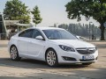 Opel Insignia Insignia Sedan 2.8 V6 Turbo (260 Hp) 4x4 Automatic full technical specifications and fuel consumption