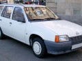 Opel Kadett Kadett E Caravan 1.6 i KAT (75 Hp) full technical specifications and fuel consumption