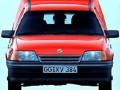 Opel Kadett Kadett E Combo 1.6 (82 Hp) full technical specifications and fuel consumption