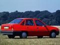 Opel Kadett Kadett E 1.8 S (84 Hp) full technical specifications and fuel consumption