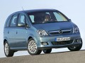 Opel Meriva Meriva (T3000) 1.6 i 16V OPC (180 Hp) full technical specifications and fuel consumption