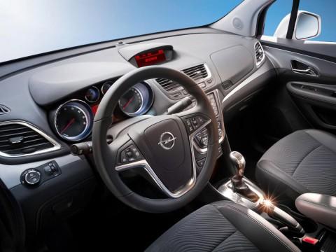 Opel Mokka teknik özellikleri