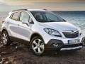 Opel Mokka Mokka 1.7 CDTI ECOTEC (130 Hp) full technical specifications and fuel consumption