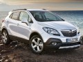 Specifiche tecniche dell'automobile e risparmio di carburante di Opel Mokka