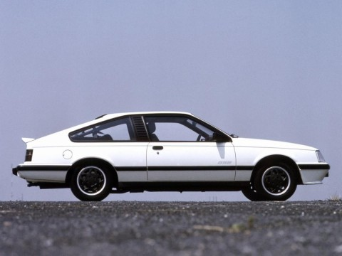 Technical specifications and characteristics for【Opel Monza A】