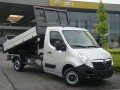 Technical specifications and characteristics for【Opel Movano Kipper (H9)】