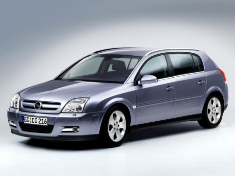 Technical specifications and characteristics for【Opel Signum】