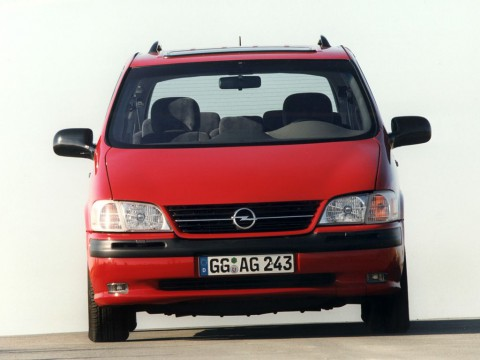 Technical specifications and characteristics for【Opel Sintra】