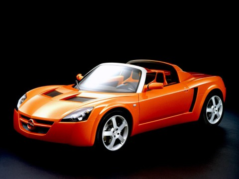 Technical specifications and characteristics for【Opel Speedster】