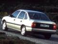 Caratteristiche tecniche di Opel Vectra A