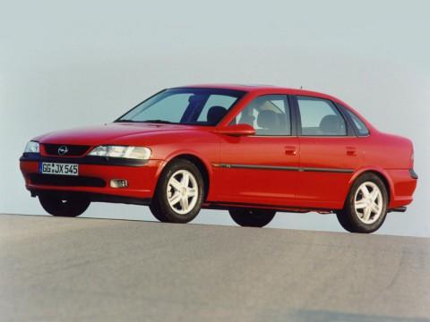 Technische Daten und Spezifikationen für Opel Vectra B