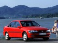Opel Vectra Vectra B 2.2 DTI 16V (125 Hp) full technical specifications and fuel consumption