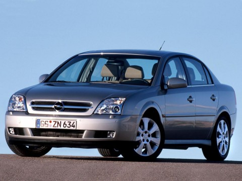 Caratteristiche tecniche di Opel Vectra C