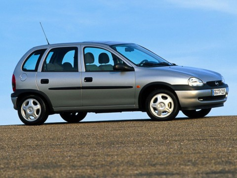 Technical specifications and characteristics for【Opel Vita】