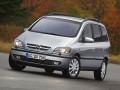 Caratteristiche tecniche complete e consumo di carburante di Opel Zafira Zafira A (T3000) 2.0 16V OPC (192 Hp)