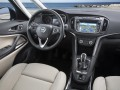 Technical specifications and characteristics for【Opel Zafira C Restyling】