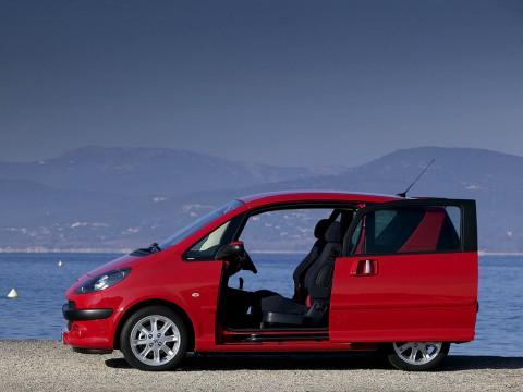 Технические характеристики о Peugeot 1007