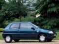 Especificaciones técnicas de Peugeot 106 I (1A/C)