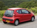 Peugeot 107 107 1.0 i (68 Hp) full technical specifications and fuel consumption