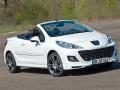 Пълни технически характеристики и разход на гориво за Peugeot 207 207 CC 1.6 HDi (110 Hp)