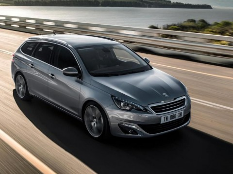 Technical specifications and characteristics for【Peugeot 308 II SW】
