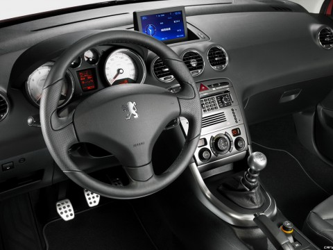 Technical specifications and characteristics for【Peugeot 308】