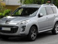 Technical specifications and characteristics for【Peugeot 4007】