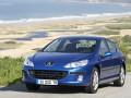 Технические характеристики автомобиля и расход топлива Peugeot 407