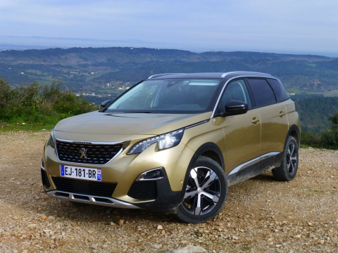 Technical specifications and characteristics for【Peugeot 5008 II】