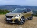 Технические характеристики автомобиля и расход топлива Peugeot 5008