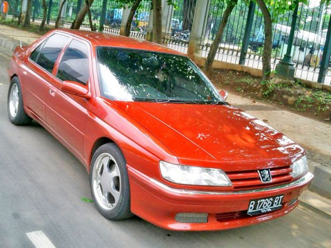 Technical specifications and characteristics for【Peugeot 605 (6B)】