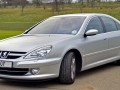 Technical specifications and characteristics for【Peugeot 607】